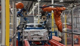 Installing Robot Welding lines at OEMs like FORD, VOLKSWAGEN, VOLVO,... accross Europe